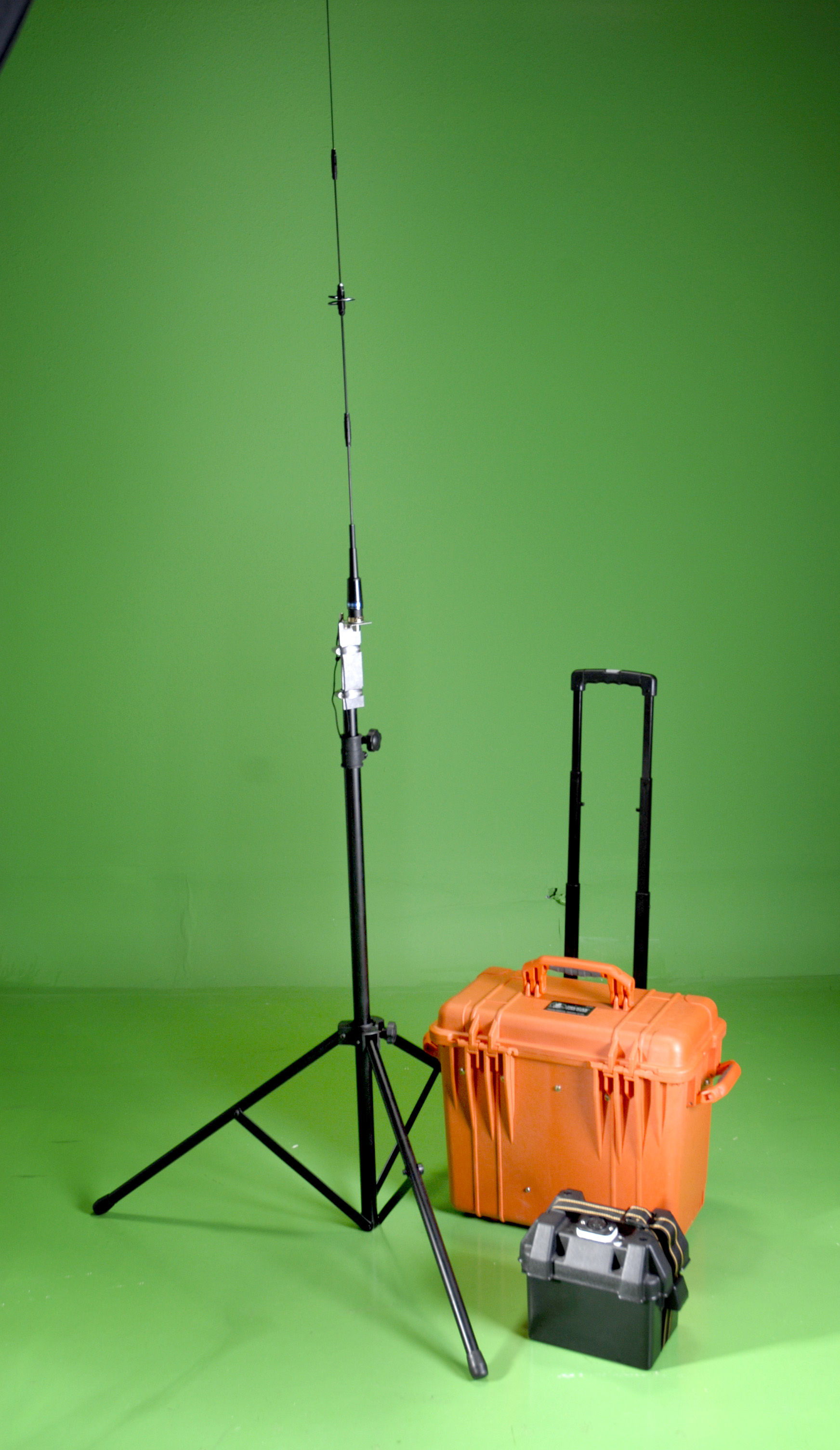 Portable Emergency Repeaters